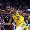 NBA Final Prelude: The Toronto Raptors edge Warriors in possible 2018 Finals preview