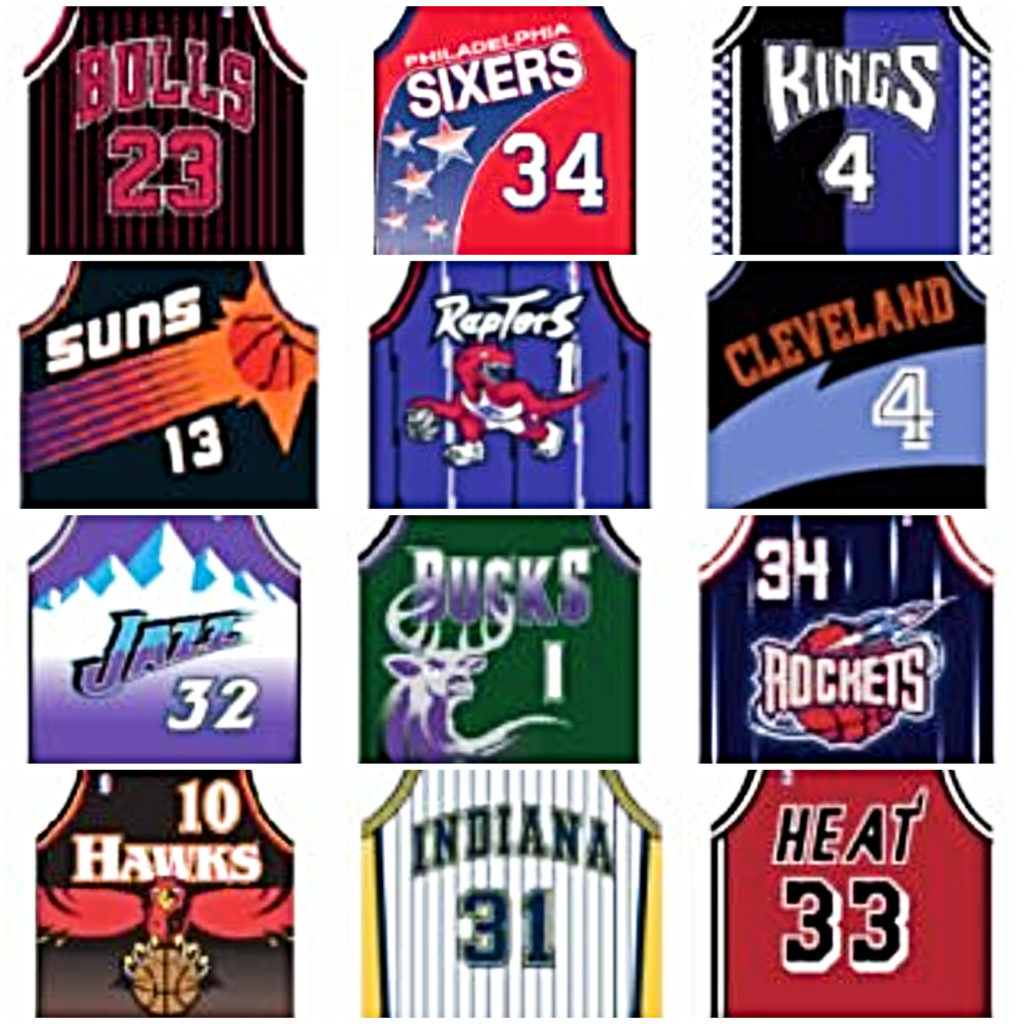"""Why NBA throwback jerseys are a case of """"Back to the Future ..."""