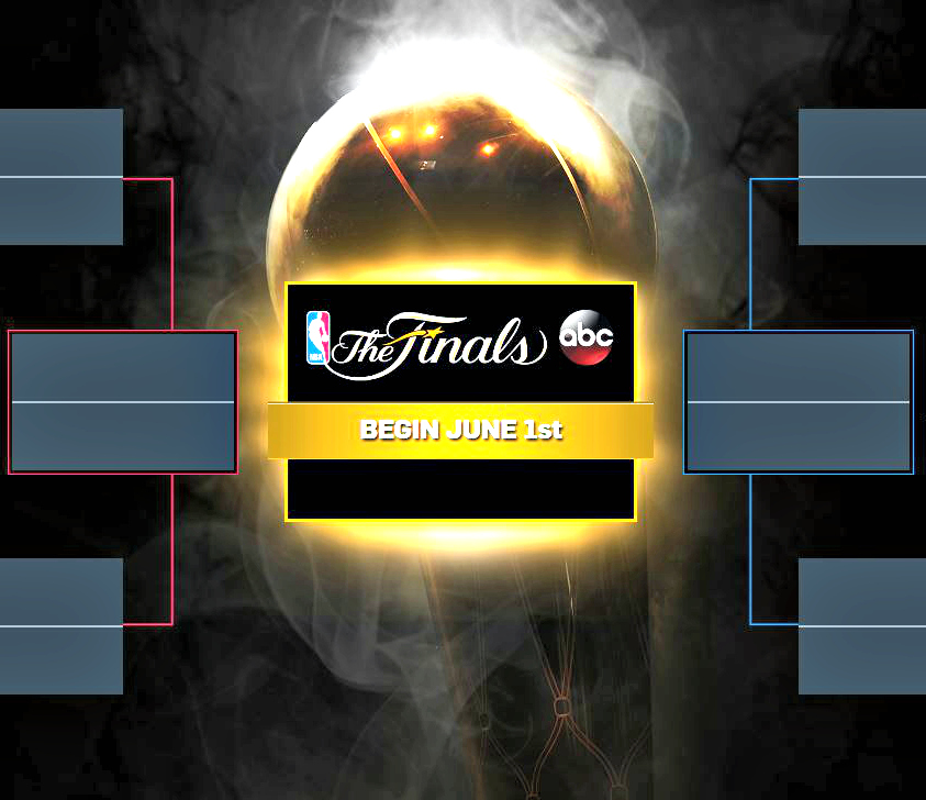 It's just a graphic of Gratifying Nba Playoff Bracket 2020 Printable