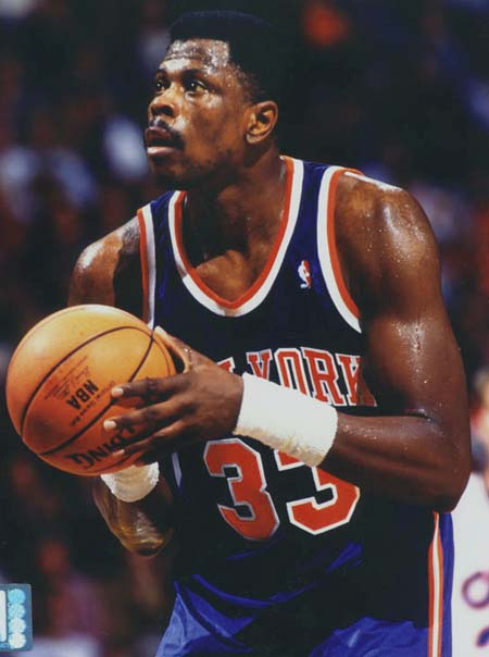 Image result for Patrick Ewing in game