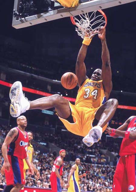 Shaquille O'Neal, Usa ...player profiles by Interbasket