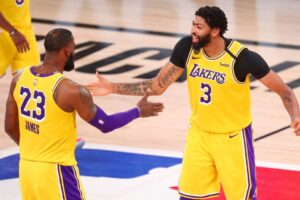 With Clippers chokejob, LeBron and Lakers edge closer to the NBA title