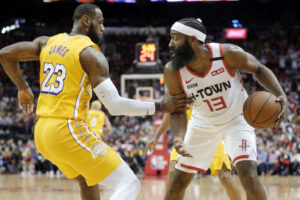 James Harden-led Rockets eliminated for eighth consecutive NBA Playoffs