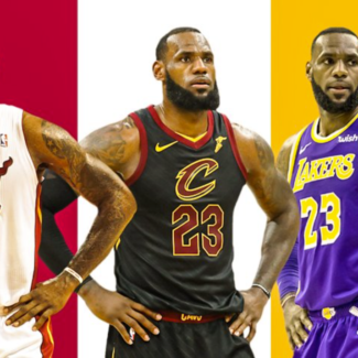 This is every one of LeBron James' NBA Finals records and career highs