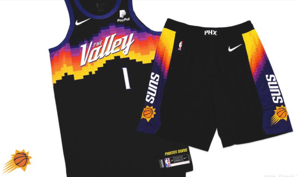 Leaked Here S The 2021 Nba City Jerseys For The Lakers Suns And Golden State Warriors Interbasket