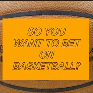 So you're considering betting on basketball? Here's what you need to know