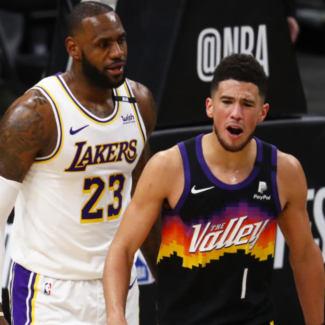The Nets, Lakers, and the 5 NBA Playoff teams we're hedging our bets on