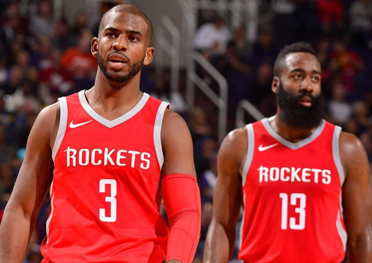 """James Harden on """"rude and arrogant"""" referee Scott Foster: """"It's personal"""""""