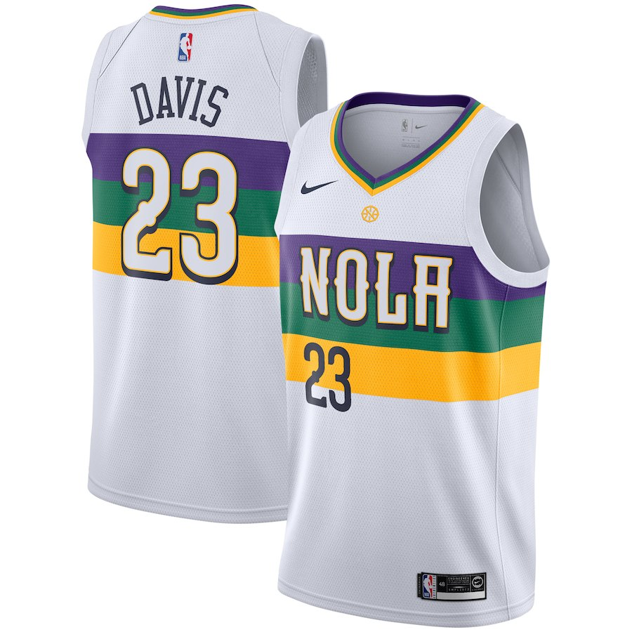 new product 749f2 e45f1 The latest NBA 'City Edition Uniform' Nike jerseys for all ...