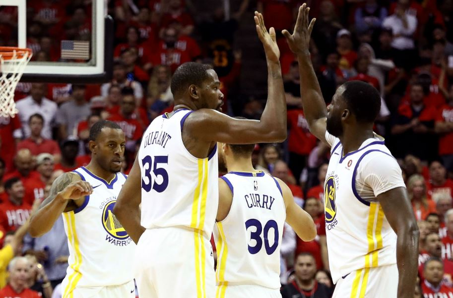 The Rockets worked the entire season to best the Warriors; then they lost Game 1 at home