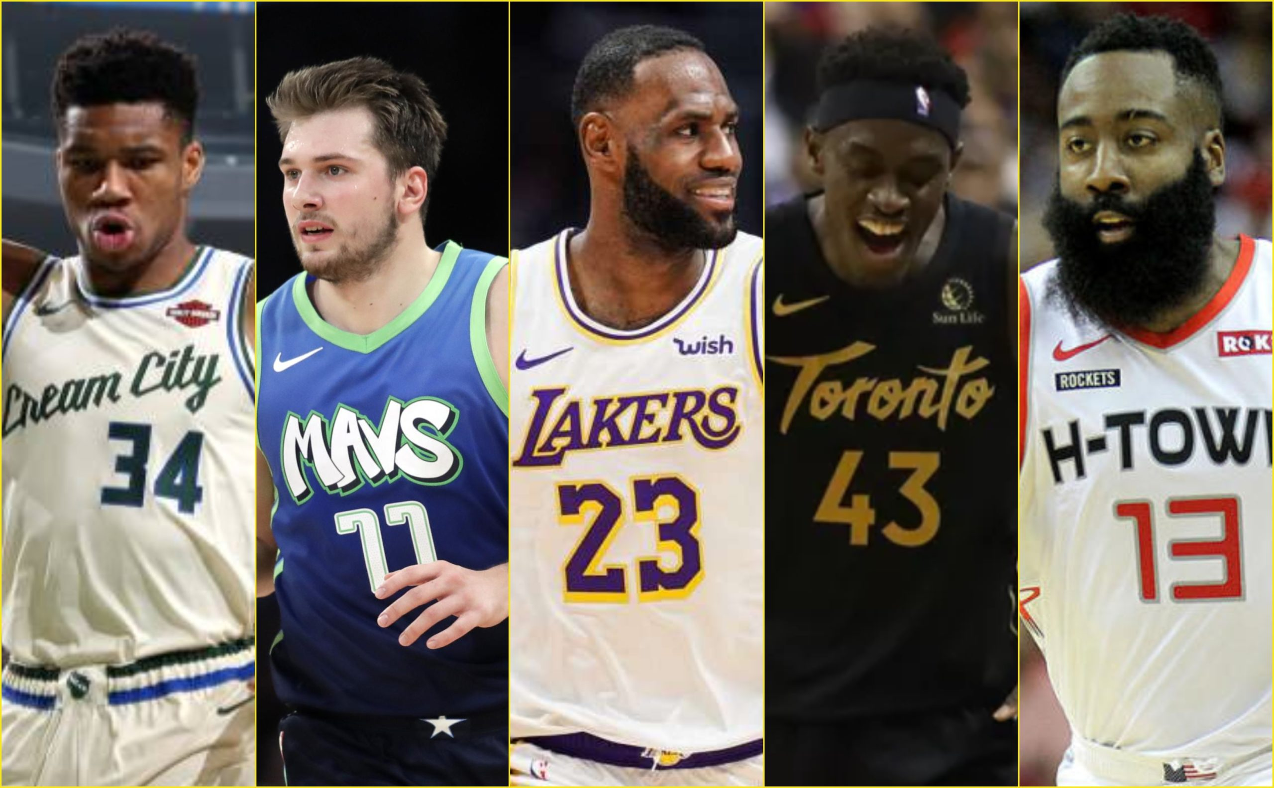 Our really early predictions for the 2019-20 NBA All-Star teams, snubs