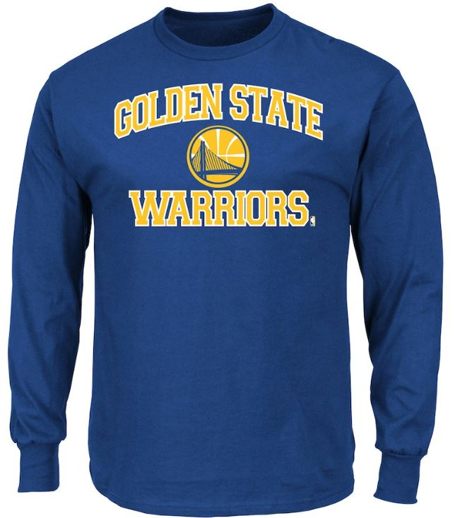 Royal Heart and Soul long sleeve tee GSW gift