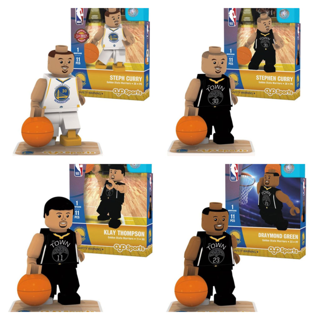 c1b6c287e2a7 warriors lego figures. Golden State Warriors Stephen Curry OYO Sports Player  ...