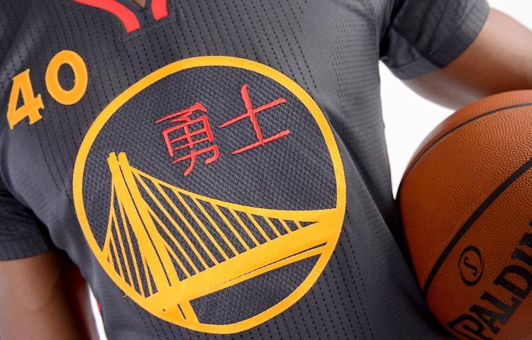 Golden State Warriors, Houston Rockets announce Chinese New Year NBA Jerseys