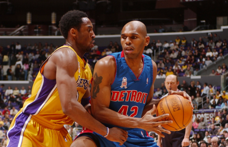 Jerry Stackhouse: Kobe Bryant wouldn't be picked for pickup games because he shot every single time