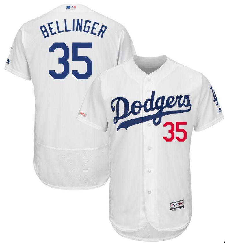 Los Angeles Dodgers Cody Bellinger Jersey