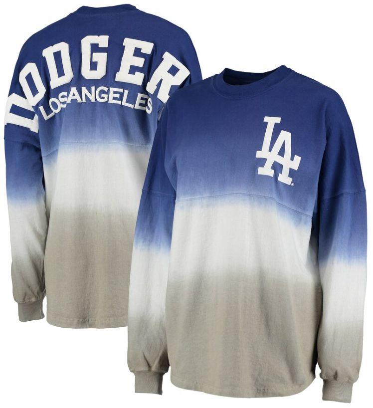 Sluoncy Dodgers totally LA sweatshirt