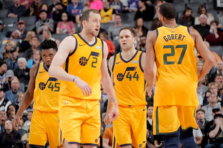 Hot Take: The Utah Jazz may be the NBA's most disappointing team