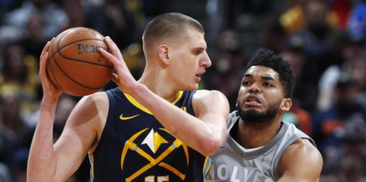 Wolves, Nuggets duel in rare, sudden death game for final 2018 NBA Playoff spot