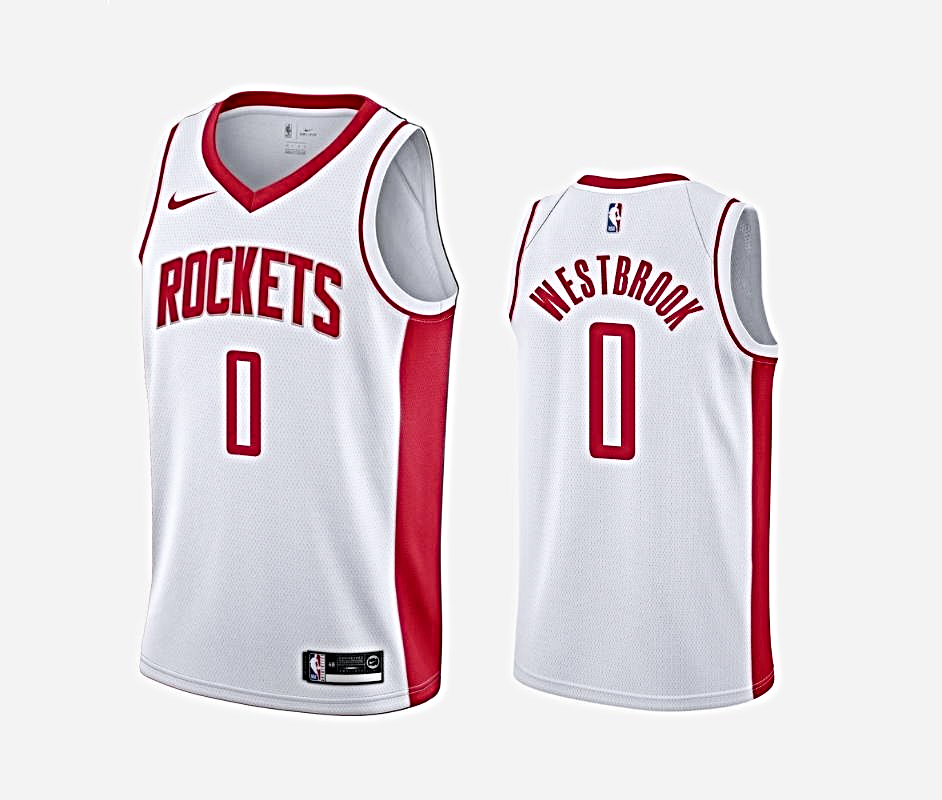 low priced 34162 0abad Russell Westbrook Rockets Jerseys: Nike Westbrook Houston ...