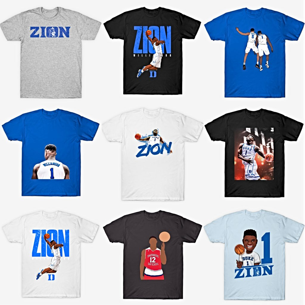 42848d74319 It s not hard to love Zion Williamson