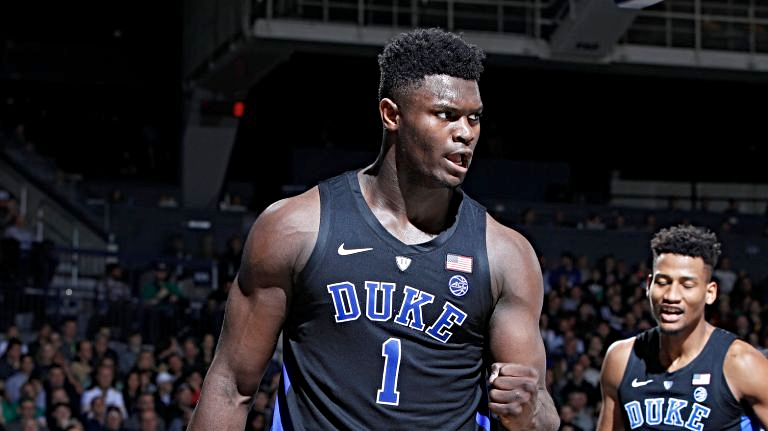 The New Orleans Pelicans win Zion Williamson lottery, will get #1 pick in 2019 NBA Draft
