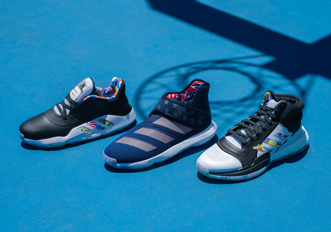 adidas to release 2019 FIBA World Cup-inspired shoe collection