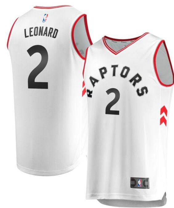 sports shoes d36d0 0d4a7 Kawhi Leonard Toronto Raptors Jerseys & Official Nike 'NORTH ...