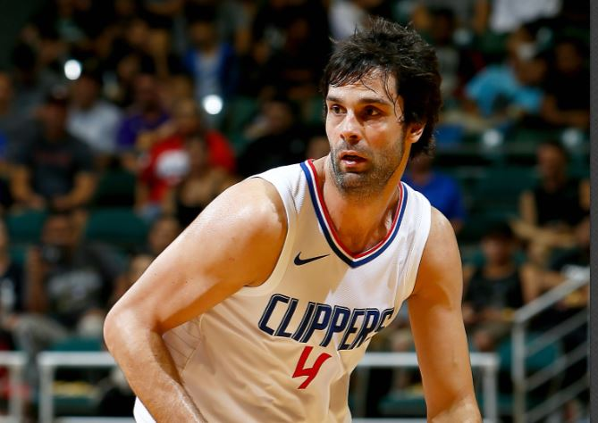 All of Miloš Teodosić's passing highlights with the Los Angeles Clippers