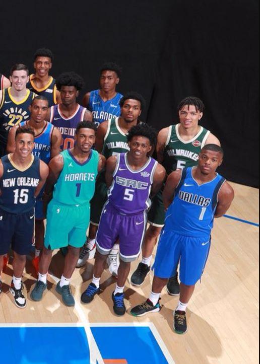 basketball players sponsored by nike