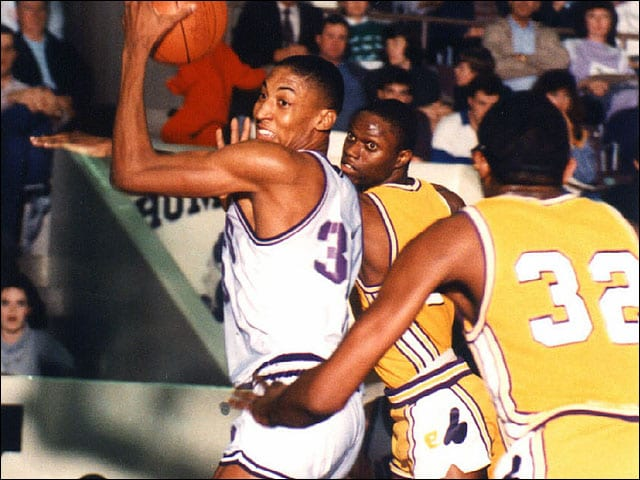 Scottie Pippen's College Stats: How Scottie Pippen went from Central Arkansas to NBA Champion
