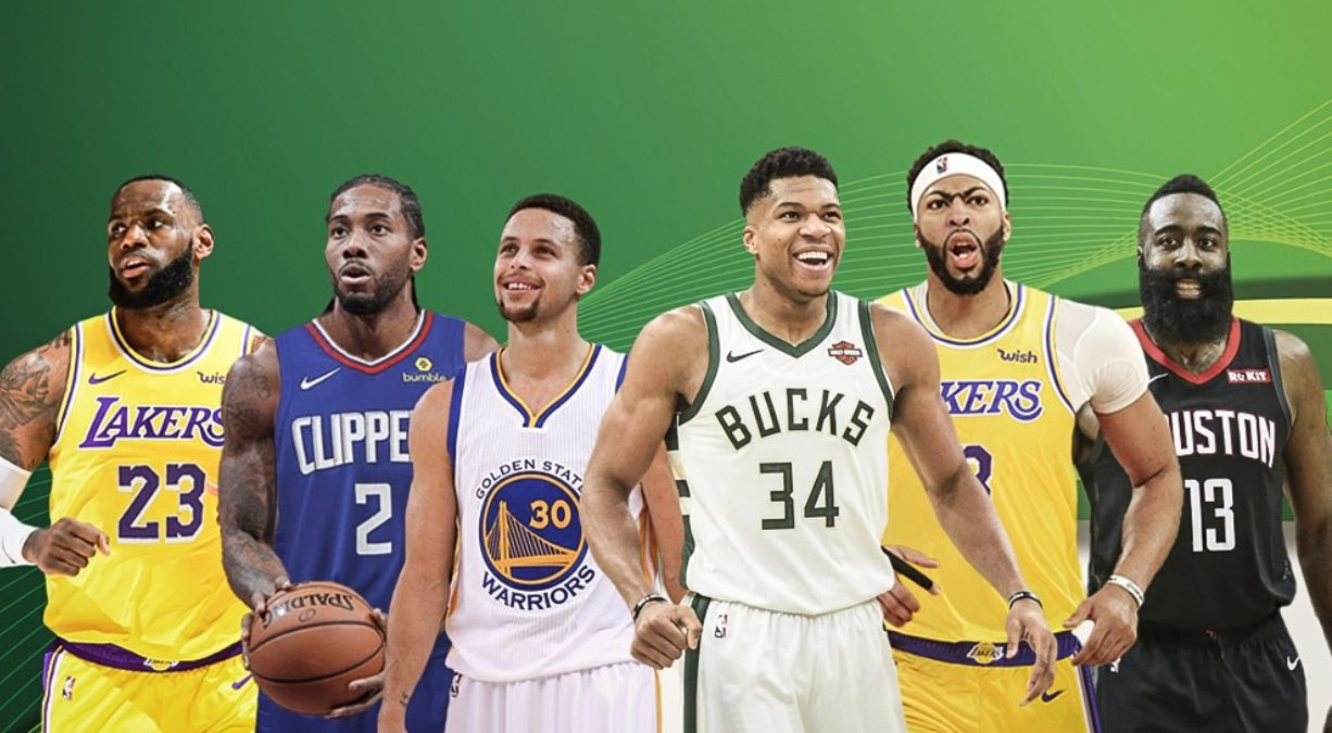 Here S Espn S List Of The 100 Best Nba Players Of 2020 Nbarank
