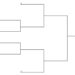 6-Team Volleyball Tournament Bracket